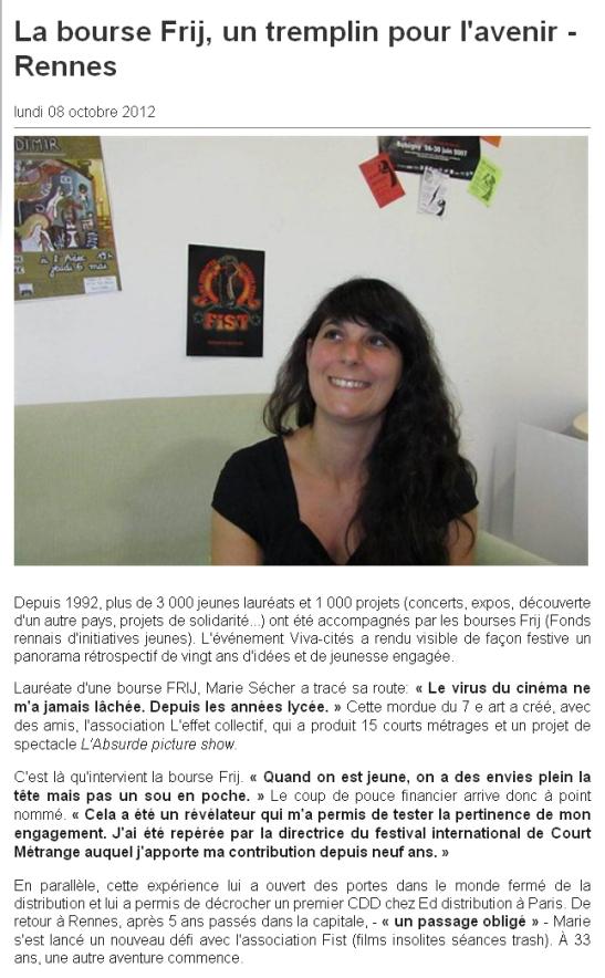 Marie Frij
