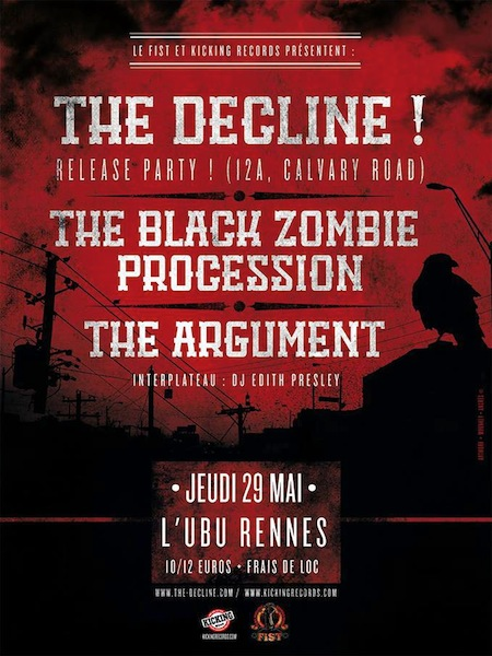 The Decline Release Party